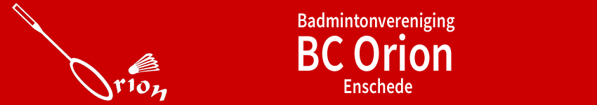 Badmintonvereniging BC Orion